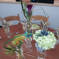 Aarons Catering: Table Tops